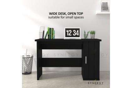 Ready Stock BERNIE Series Study Desk - 2 Colours - 3.9 Feet - Meja Belajar 3.9 kaki